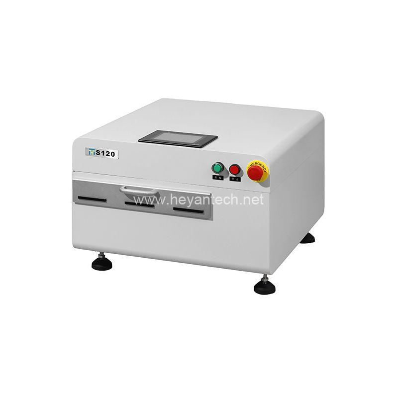 S120 UV Dispergation 머신